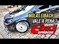 VECTRA GT Com Molas Esportivas Eibach (OPINIÃO SINCERA) Vale a Pena ??