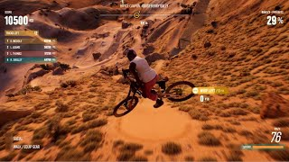 Red Bull Rampage in a Video Game (First Look)