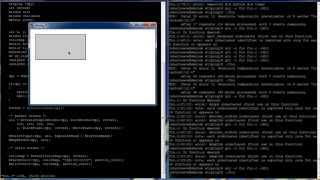 Xlib Programming in C and Linux Tutorial #03 - Creating Push Button