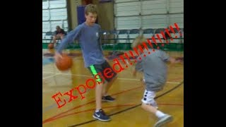 NEW GAME OF KING OF THE COURT!!!!!( Broken ankels, air balls, and more )