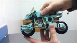Review Remix: Gakken Mospeada/Robotech Ride Armor