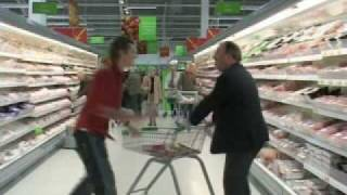 Fatboy Slim - Weapon of Choice in ASDA