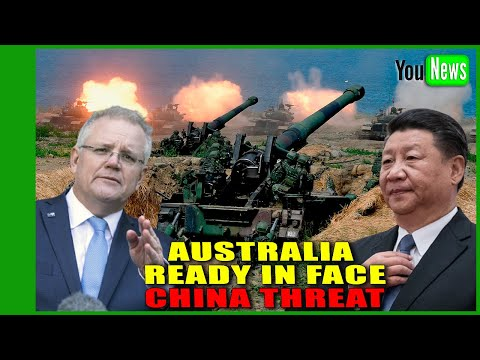 China threat: Australia ready in face of 'unprecedented military aggression'
