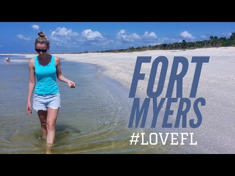 The Beaches of Fort Myers and Sanibel Vlog