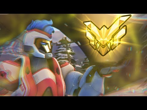 Getting to master with toxic teammates  - Overwatch thumbnail