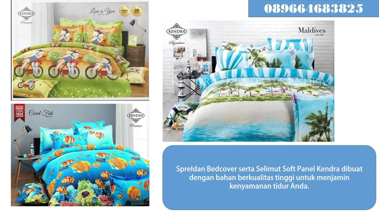 Jual Bedcover Murah Harga Bed Coverjual Online 62 89 6646  Sutra 83825 Youtube