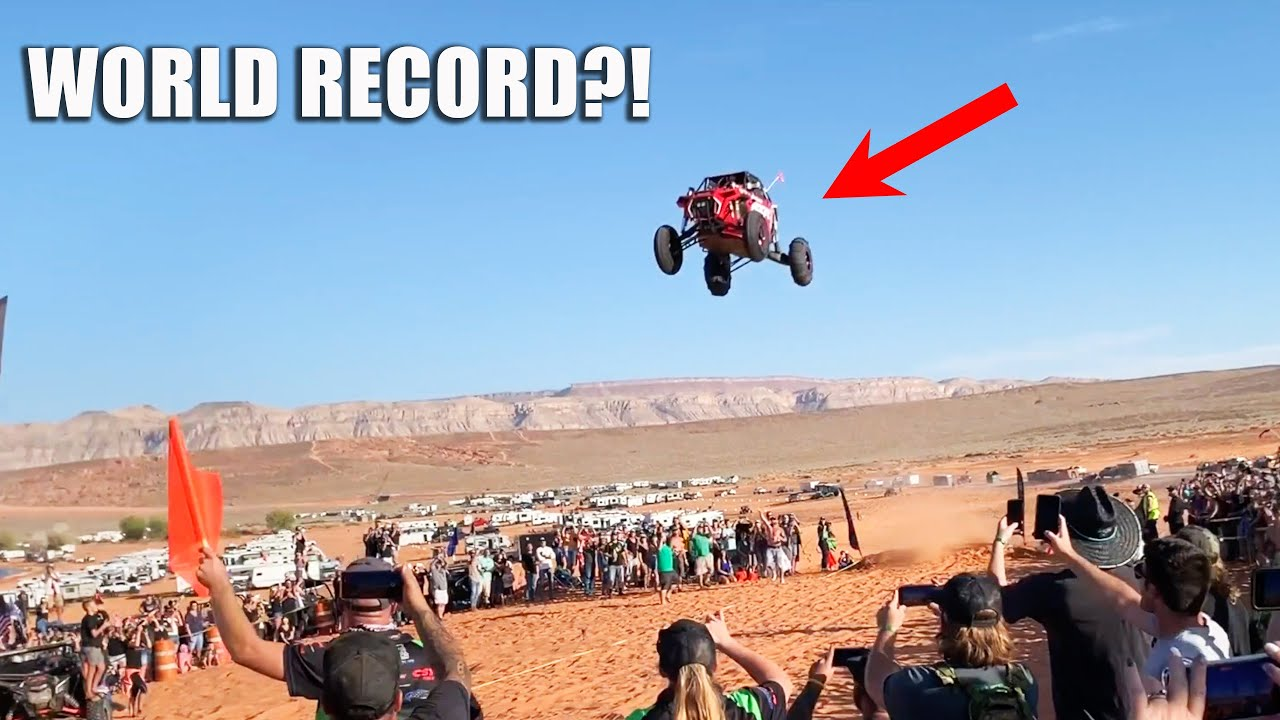 World Record Jump - Fail!