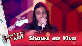 Baixar Neto Junqueira canta 'Do seu lado' nos Shows ao Vivo – 'The Voice Kids Brasil' | 3ª Temporada