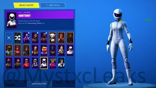 Hacker SHOWS *ALL SKINS FILTERED* THAT WILL BE OUT in Fortnite