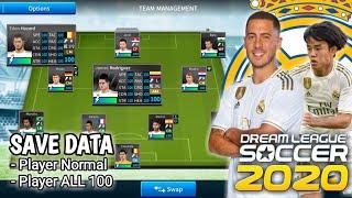 Save data real madrid team dream league soccer 2019/2020 full player transfer musim panas video ini tentang pemain club so...