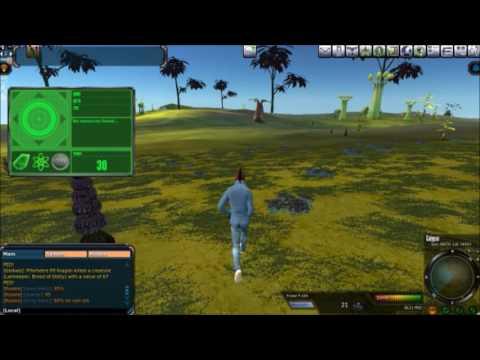 Entropia Universe: Episode 9  50 ped Mining Run (Treasure Island, Scams, Shops, and MORE!)