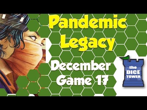Pandemic Legacy Playthrough: FINAL GAME!  (SPOILERS)