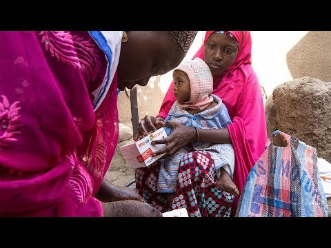 Fight Malaria to Save Children