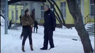 актриса Ирина Шабашева в сериале След
