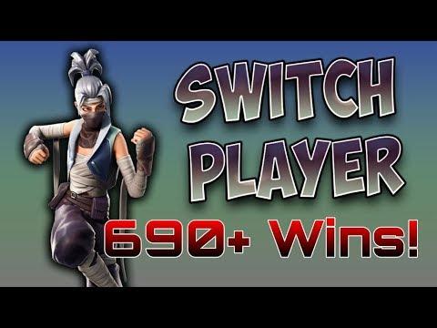Solos & Switch/Mobile Scrims I Nintendo Switch Fortnite Battle Royale Livestream