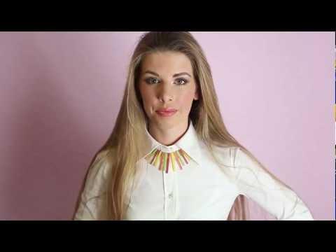 Стилист Анастасия Оделс Как носить белую рубашку!