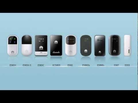 Huawei E355 Mobile WiFi HSPA+ 21Mb