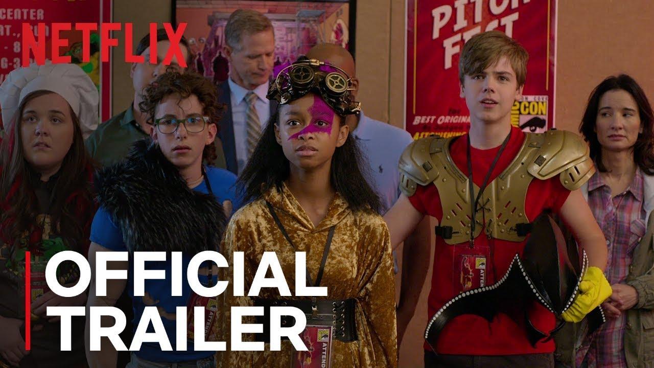 Blood Pact Netflix Trailer