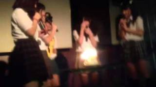 【歴史的瞬間②】ステーション♪加藤一華の祝17才birthday映像(´・ω・`) ...