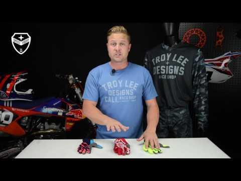 2018 Troy Lee Designs SE Gloves