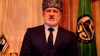 Akhmed Zakaev: The Prime Minister of the Chechen Republic of Ichkeria