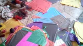 MY KITES AFTER BASANT 7MARCH 2014