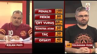 GSTV| Volkan Karsan'ın sunduğu Aslan Payı'nın 20.Bölümü