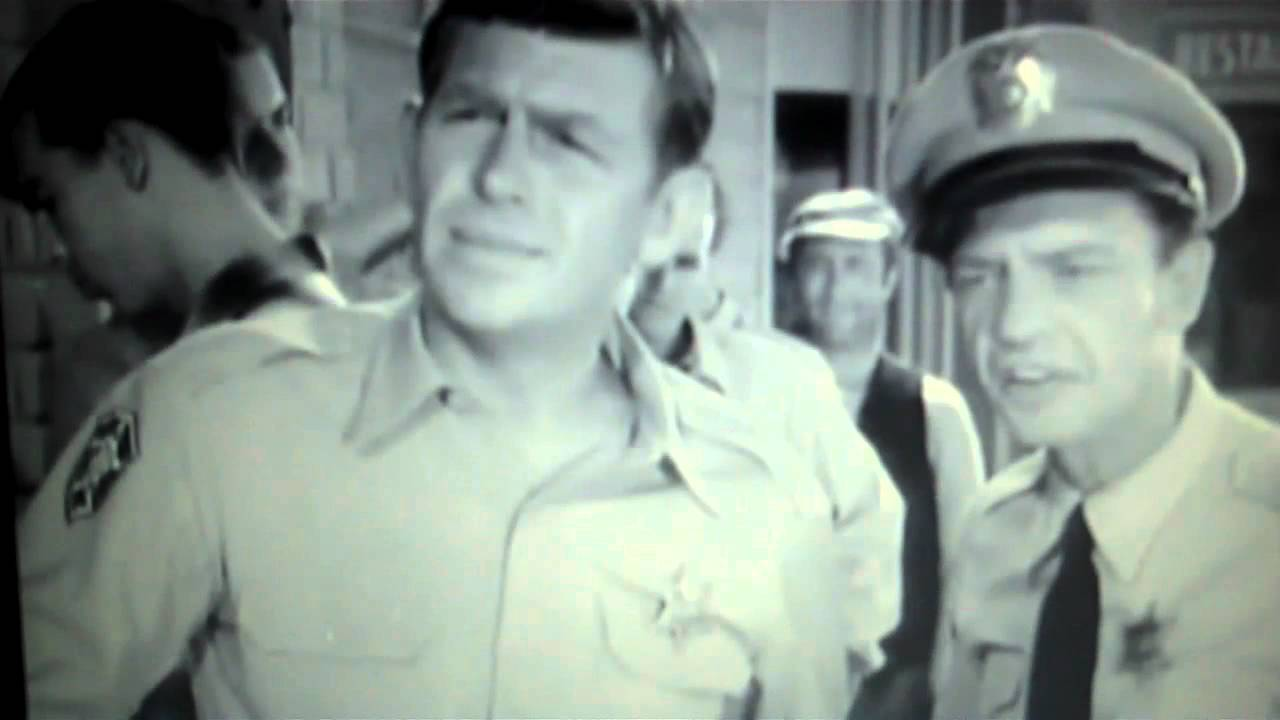 Barney Fife Quotes He's A Nut  Youtube