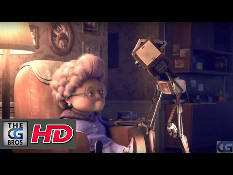 "CGI 3D Animated Short ""Tea Time"" - by ESMA"