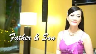 Cat Stevens - Father & Son (Lyrics Video) LIVE - Teresa cover