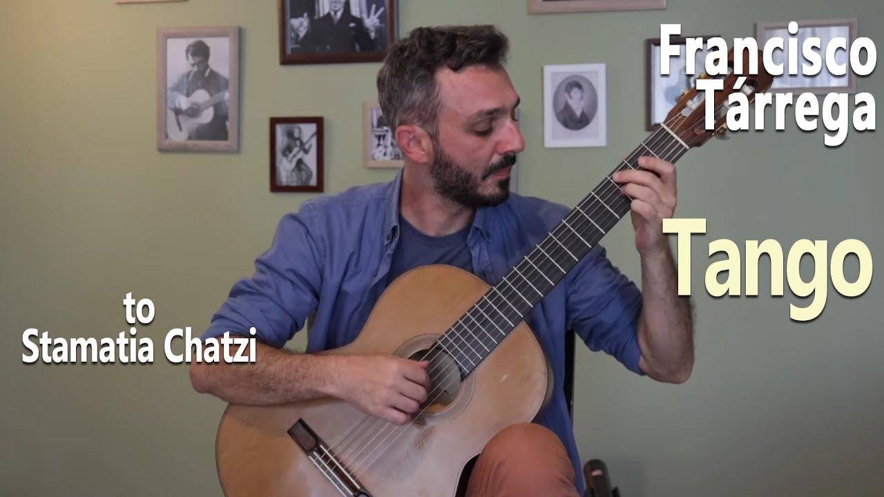 Download 7. Antonis Liopiris - Tango by Francisco Tárrega (Enriqueta by Carlos Garcia Tolsa)
