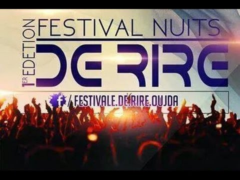 Best Off Festival Nuits de Rire Oujda 2015