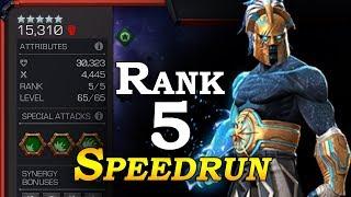 R5 Aegon - ROL Speedrun | Marvel Contest of Champions