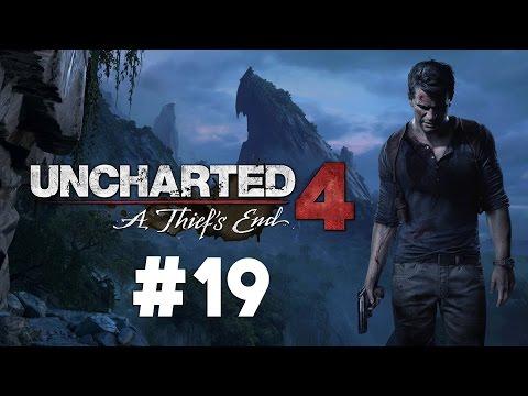 "Uncharted 4: A Thief's End #19 ""Minciuna , doare..."""