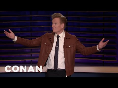 """Conan: Facebook's New Dating App Is Called """"Cheating"""" - CONAN on TBS"""
