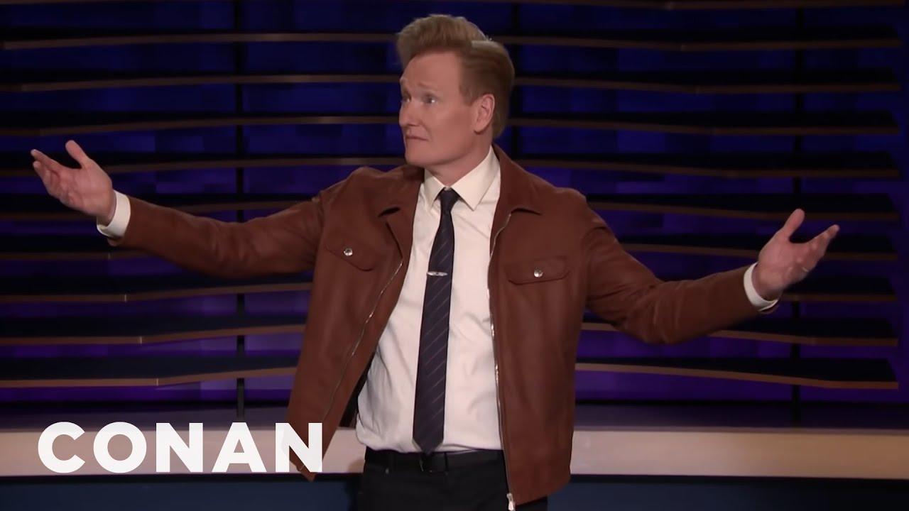 Conan o brien dating history