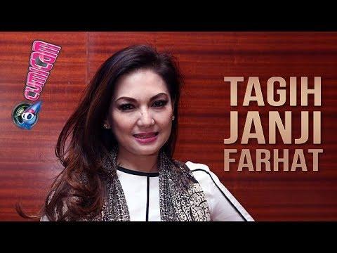 Nia Daniaty Tagih Janji Farhat Abbas - Cumicam 01 Maret 2018