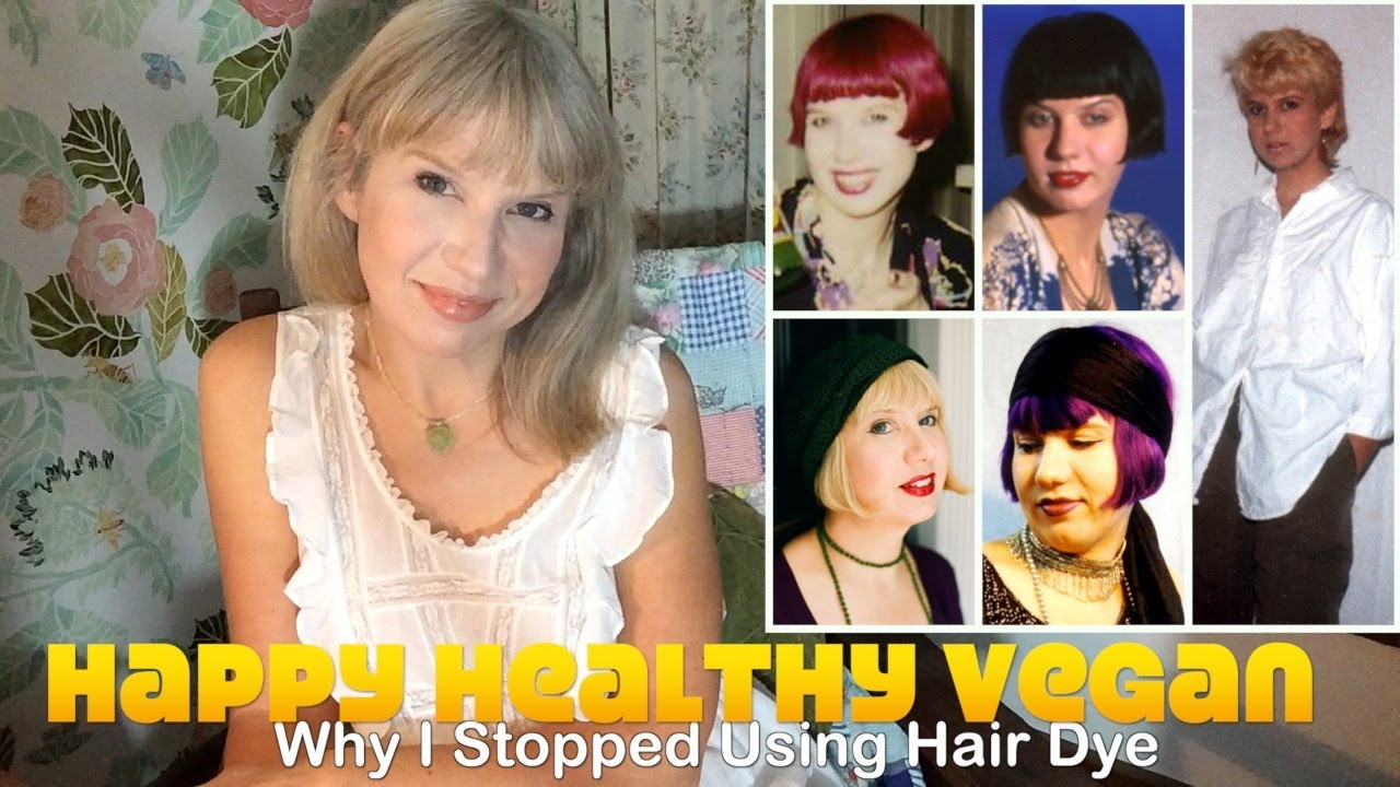 Why I Stopped Using Hair Dye Transformation Photos Youtube