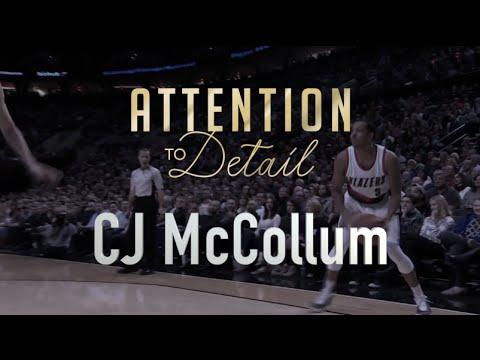 Attention to Detail: CJ McCollum