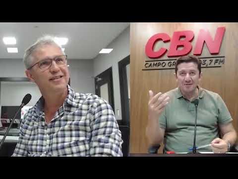 Entrevista CBN Campo Grande: Rogério Augusto Marques, médico pediatra