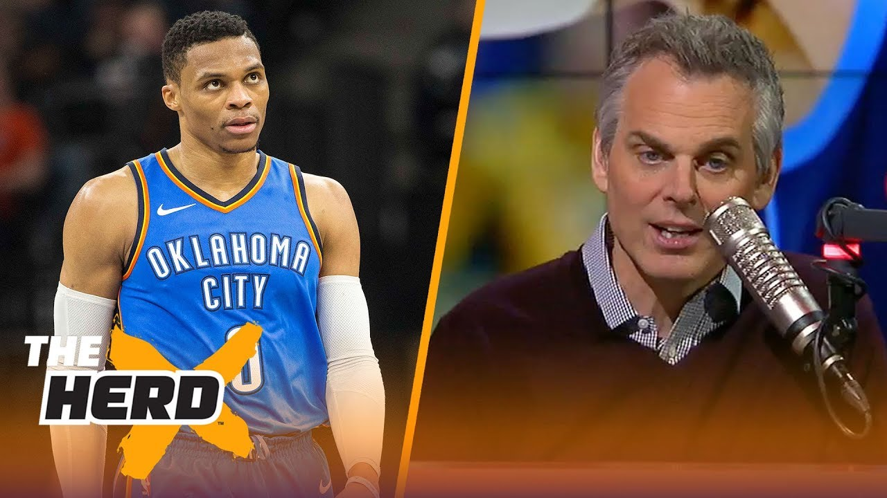 Colin Cowherd reacts to the Oklahoma City Thunder losing their 3rd straight game | THE HERD
