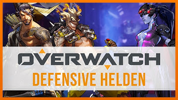 Die Defensiven Helden - Overwatch Guide