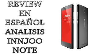 Analisis Completo del  INNJOO NOTE Review & Unboxing