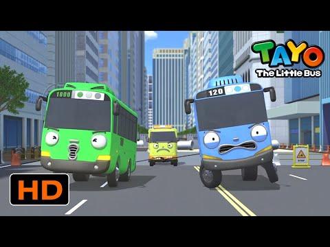 Tayo Bahasa Indonesia Spesial L 12 Kita Bisa Melakukannya Bersama L Tayo Bus Kecil Youtube