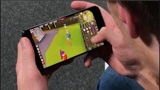 Pking on OSRS Mobile for the First Time