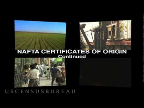 NAFTA Certificates Of Origin Part II  - Video #10