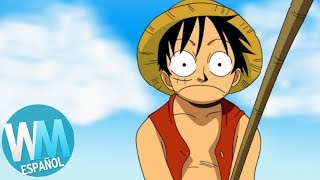 ¡Top 10 MISTERIOS Sin Resolver de ONE PIECE!