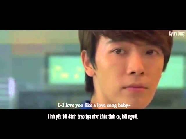 [Vietsub][FMV] I love you like a love song - Eunhae/Haehyuk version
