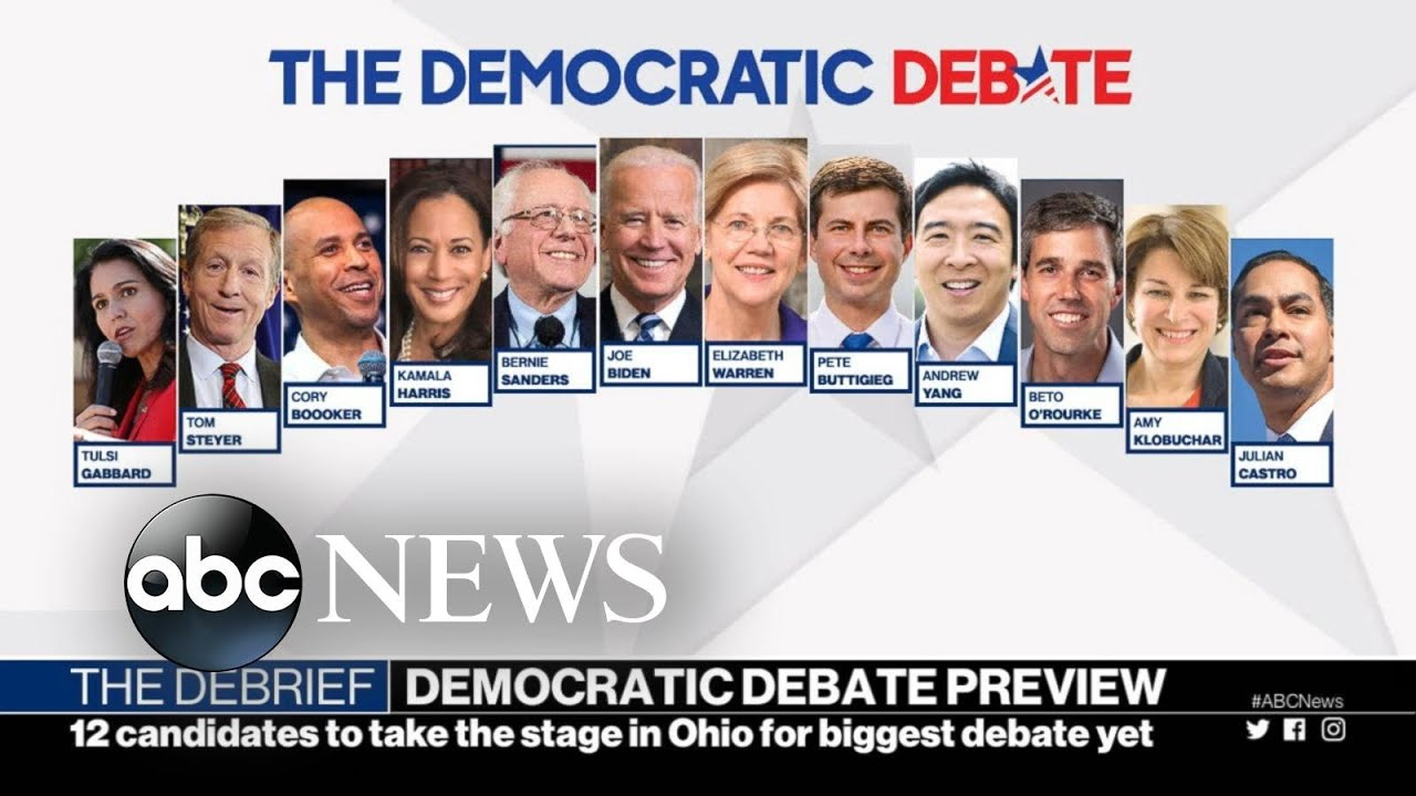 What to expect at Wednesday's Democratic presidential debate - CNN
