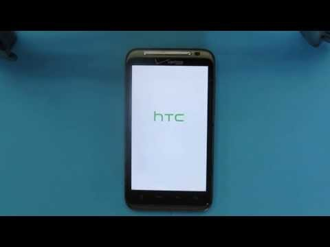 Hard Reset HTC Thunderbolt ADR6400L Verizon